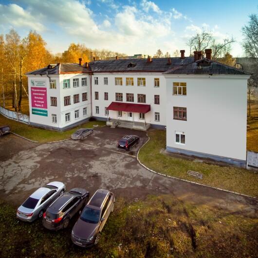 Отделенческая больница на станции Пермь-2, фото №4