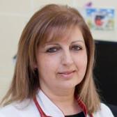 Дадамян Зара Сергеевна, педиатр