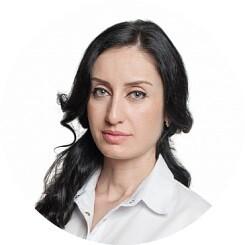 Багатти Жанна Джемаловна, стоматолог-терапевт