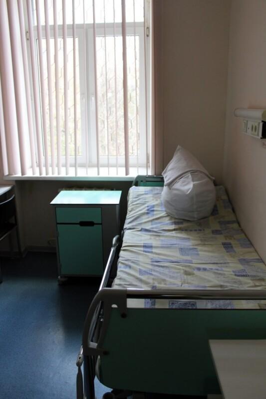 Офтальмологическая клиническая больница (Филиал № 1 ГКБ им. С.П. Боткина)