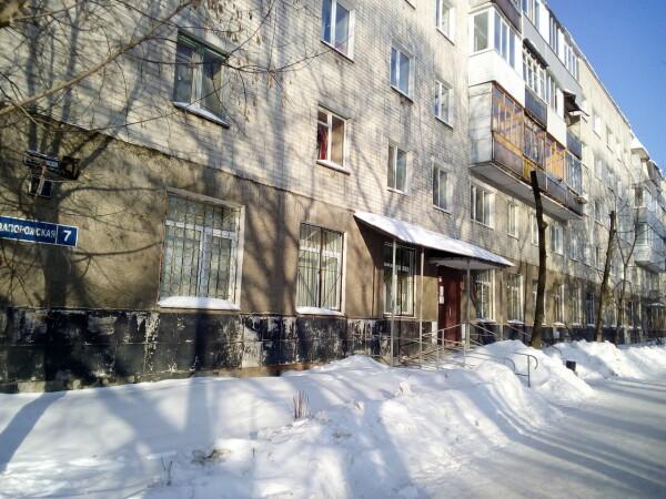 Детская поликлиника на Запорожской