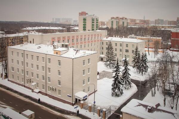Родильный дом ГКБ им. С.И. Спасокукоцкого (№27)