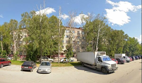Поликлиника детской больницы №4 на Римского-Корсакова