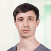 Бзаров Тимур Аланович, массажист
