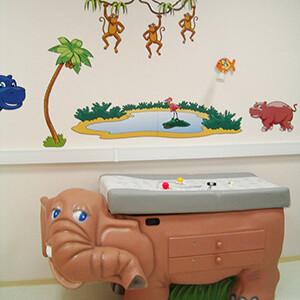Euromed Kids, сеть детских клиник, фото №3