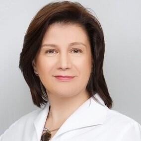 Попова Светлана Геннадьевна, офтальмолог