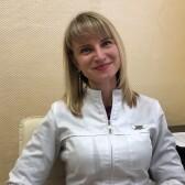 Эттингер Наталия Сергеевна, терапевт