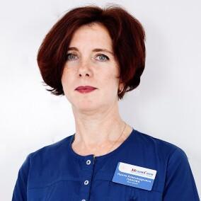 Панова Ирина Александровна, терапевт