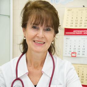 Харченко Елена Наркисовна, педиатр