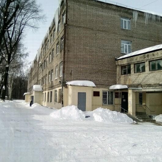 Детская больница № 1 (3-й корпус) на Рылеева, фото №1