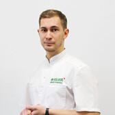 Долгих Дмитрий Сергеевич, рентгенолог