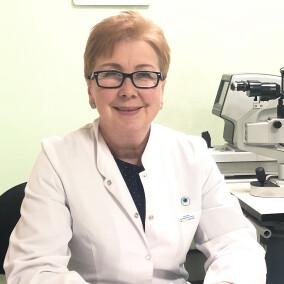 Валетова Эльмира Октябревна, офтальмолог