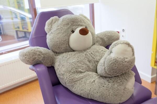 Фэнтези, детская клиника