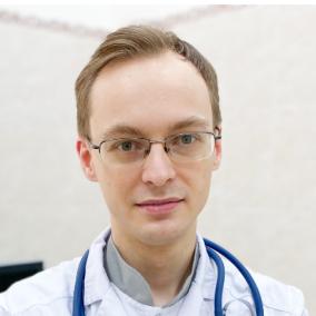 Медведко Сергей Александрович, терапевт