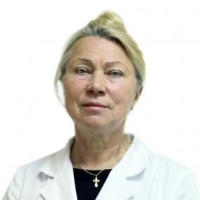 Клепикова Лариса Федоровна, гинеколог