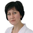 Дмитрова Татьяна Павловна, терапевт