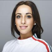 Ахмедова Эльвира Мерзиалиевна, стоматолог-ортопед