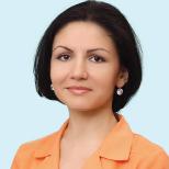 Сбитнева Ирина Юрьевна, педиатр