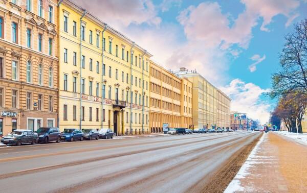 СМТ на Московском