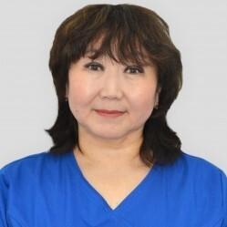 Рабданова Мария Сергеевна, гинеколог