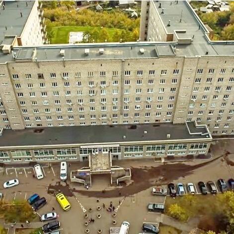 Краевая клиническая больница, фото №1