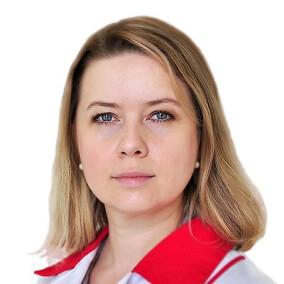 Моргачёва Ирина Игоревна, ортодонт