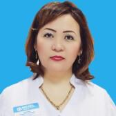 Буриева Зарина Тахировна, косметолог
