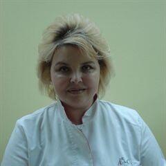 Яблокова Инна Валерьевна, офтальмолог