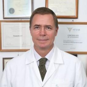 Коновалов Михаил Егорович, офтальмолог