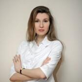 Григорчук Евгения Андреевна, педиатр