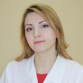 Бармина Анастасия Алексеевна, кардиолог