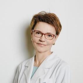 Вокина Лариса Ильинична, терапевт
