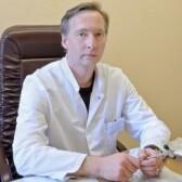 Мальмберг Сергей Александрович, невролог