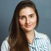 Арутюнян Кристина Александровна, стоматолог-терапевт