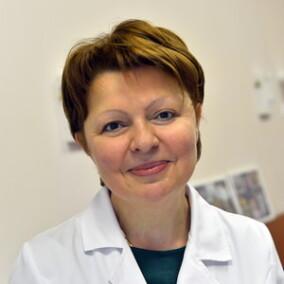 Борисова Маргарита Яковлевна, гинеколог