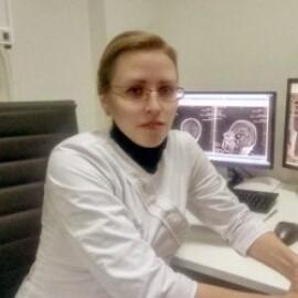 Королева Светлана Сергеевна, рентгенолог