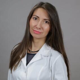 Артюшкина (Караулова) Юлия Николаевна, невролог