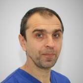 Макаров Сергей Владимирович, массажист