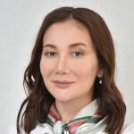 Хугаева Алина Ахсарбековна, кардиолог