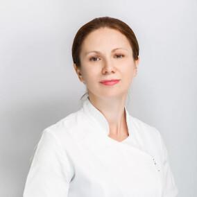 Ходунькина Юлия Сергеевна, терапевт