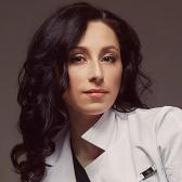Саморукова Екатерина Михайловна, невролог