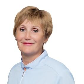 Рыжова Ирина Геннадьевна, пульмонолог