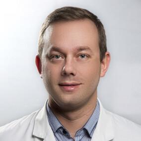 Гусев Олег Владимирович, рентгенолог