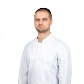 Новицкий Александр Сергеевич, флеболог