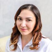 Журавлева Элина Юрьевна, гинеколог