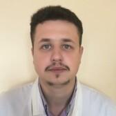 Пеньков Константин Дмитриевич, онколог