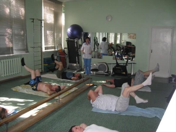 Клинический центр медицинской реабилитации Кировского района