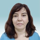 Сагиян Эллада Размиковна, физиотерапевт