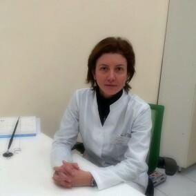 Соловьева Ирина Олеговна, акушер-гинеколог