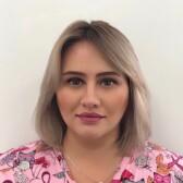 Строк Ирина Викторовна, педиатр